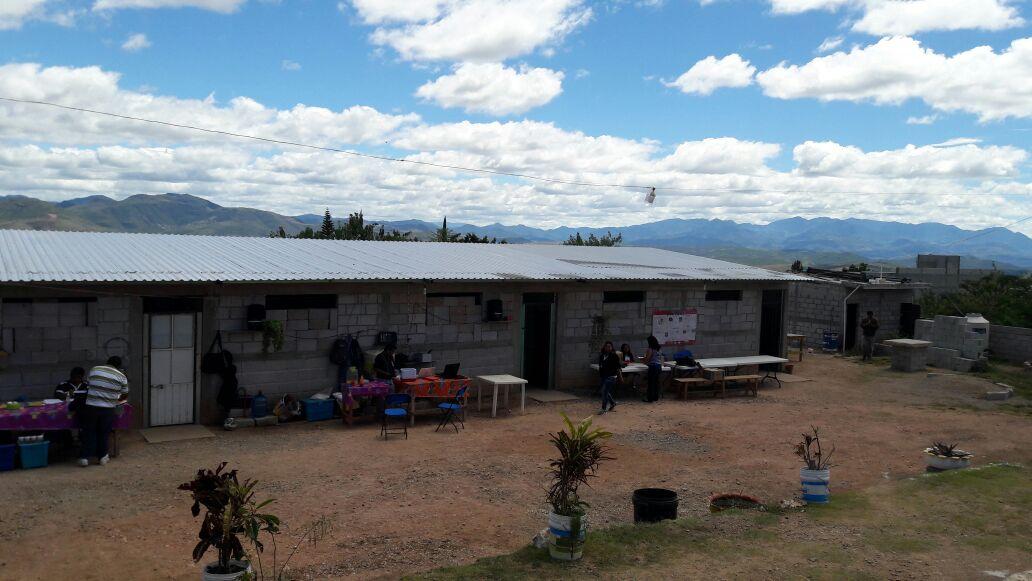 Secundaria Tecnica 243, Oaxaca, Mexico