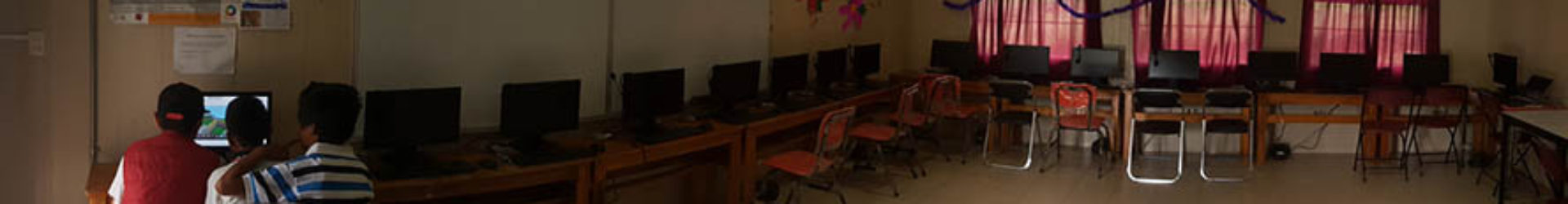 Girls' school gets computers